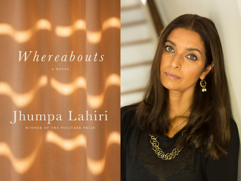 Jhumpa Lahiri with Yiyun Li