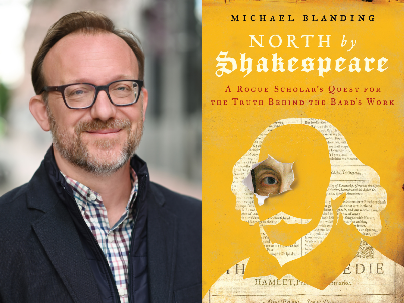 Michael Blanding: North by Shakespeare