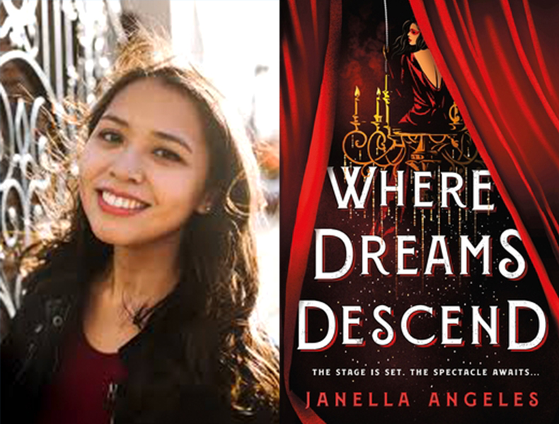 Virtual Event: Janella Angeles and Roshani Chokshi