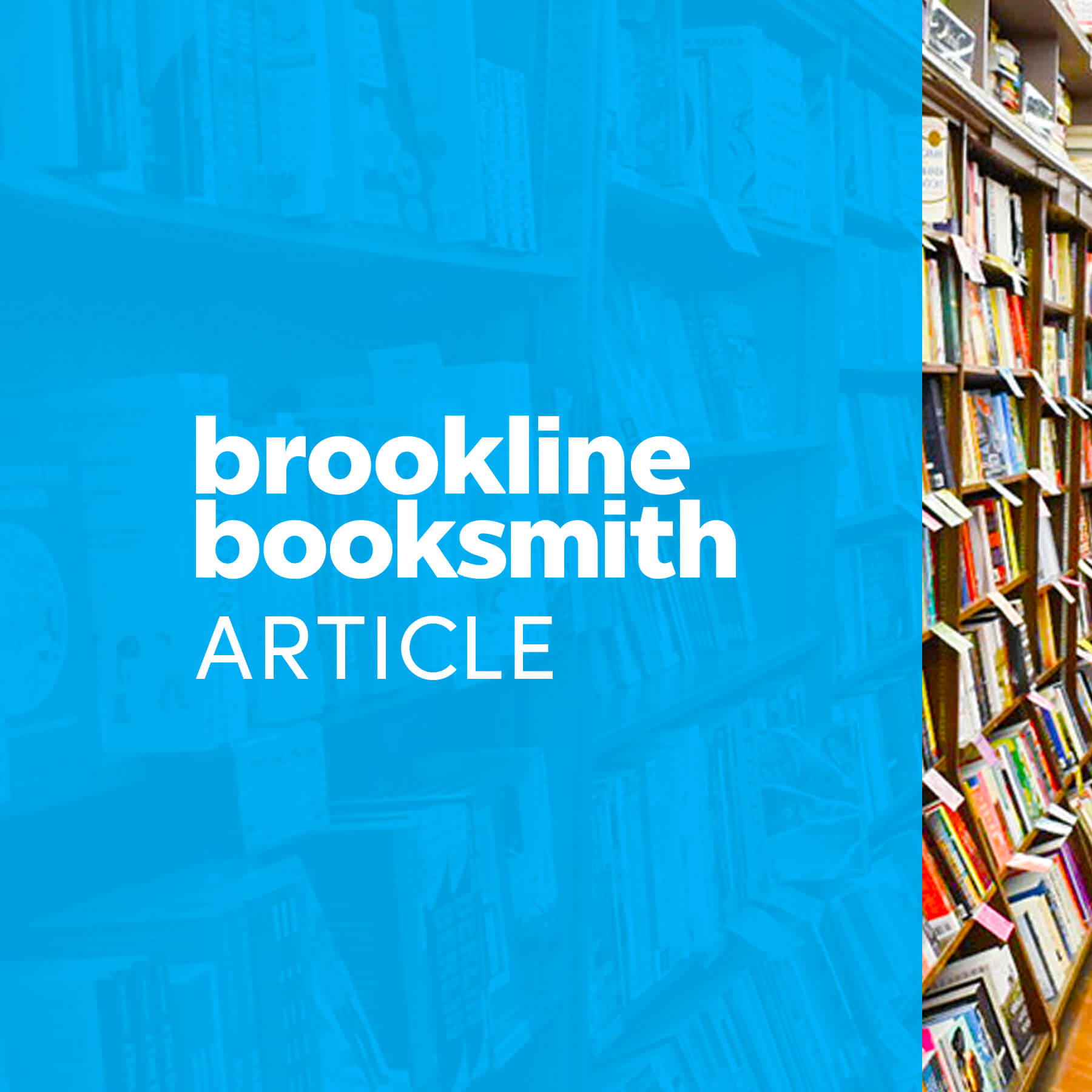 Booksmith News & Links