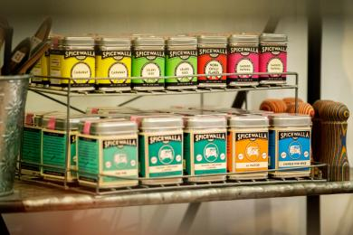 Fresh & Distinctive Spice Blends <br/> for the adventurous chef