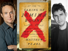 Matthew Pearl with Kevin Birmingham: The Taking of Jemima Boone