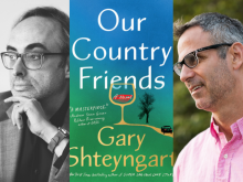 Live with Brookline Booksmith! Gary Shteyngart with Steve Almond